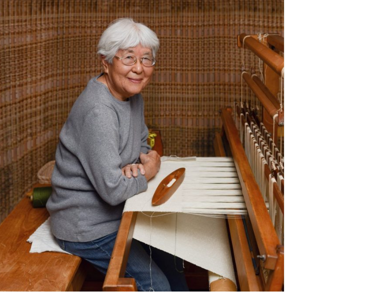 Kay Sekimachi: Master Weaver Innovations in Forms and Materials