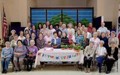 Watsonville-Santa Cruz JACL updates Kizuka Hall Senior Center