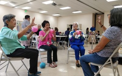 East San Gabriel Valley Japanese Community Center (ESGVJCC) receives grant for assisting to expand their existing senior programming.