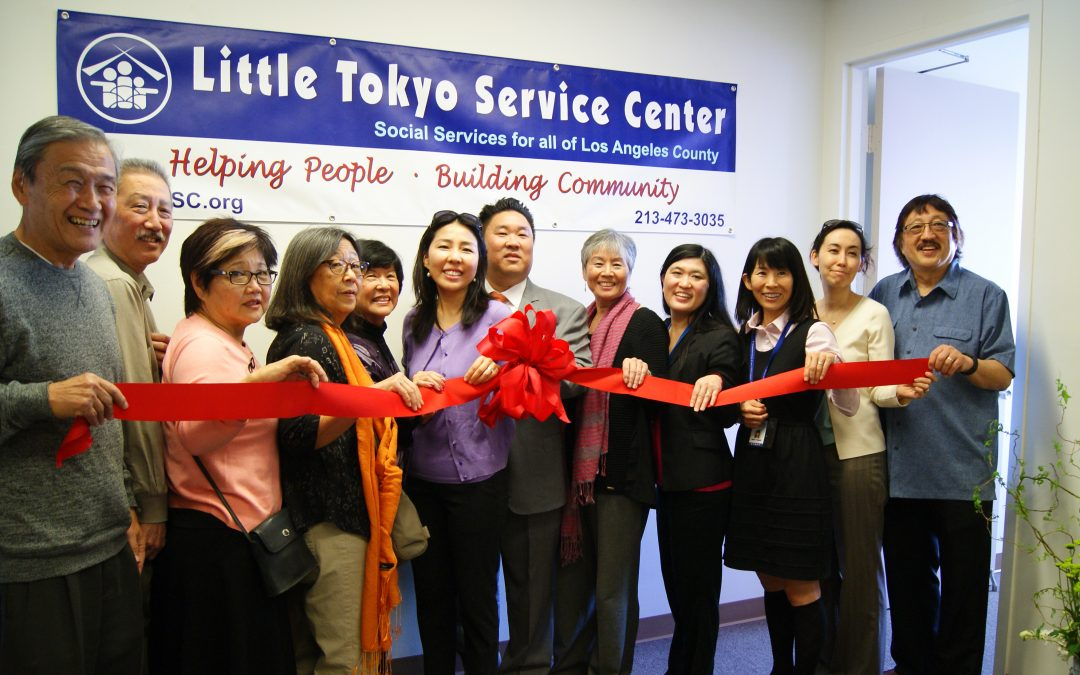 Little Tokyo Service Center (LTSC) receives grant for expanding their bilingual and bicultural services