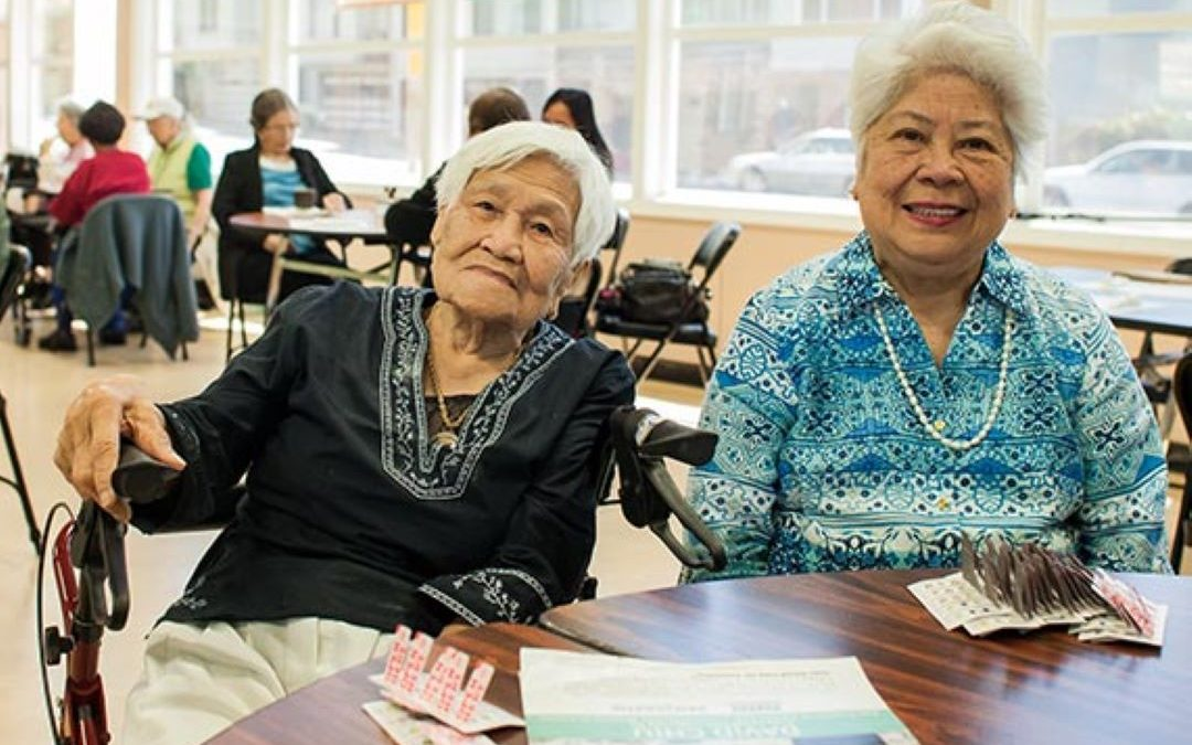 Buchanan YMCA received the Grant for Holistic Wellness for Active Older Adults